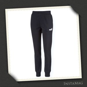 PUMA Knitted Fleece Sweatpants